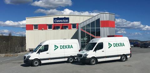 DEKRAs nya kontor i Örnsköldsvik