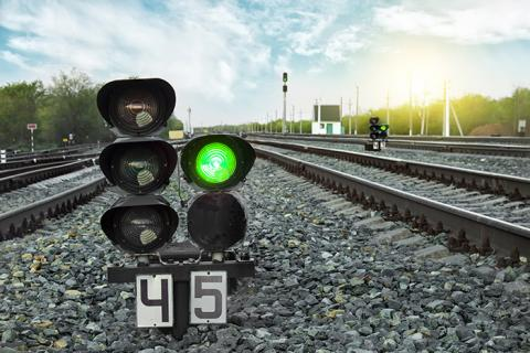 Tågtrafikstyrningssystem